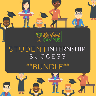 Student Internship Success Workbook *Bundle*