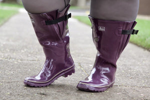 Choosing the perfect welly!
