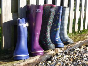 How do I choose the right pair of Wellies?