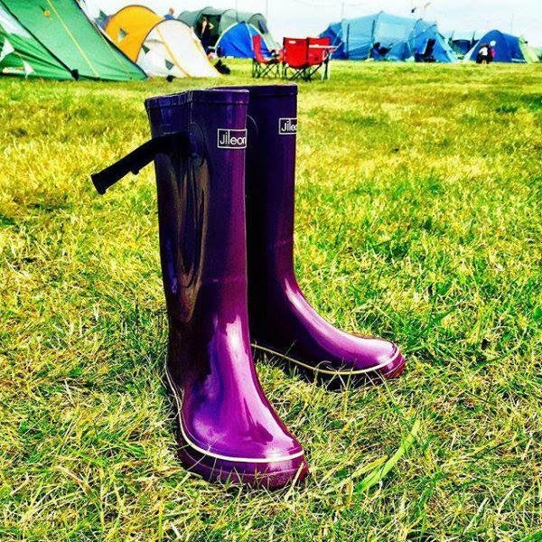 Pop your Wellies on and Get the Tent Out!!