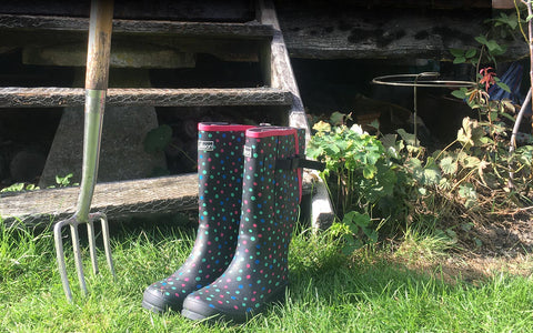Jileon Wellies - Grow your Own - Gardening