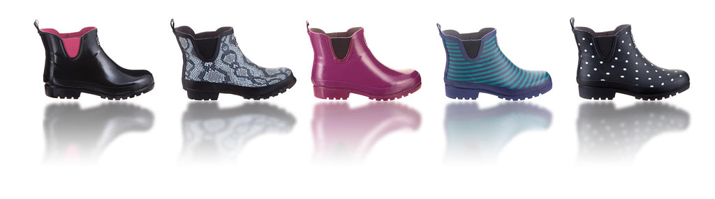 Ankle Height Wellies