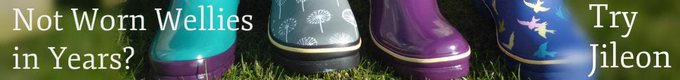 Wide Calf Wellies