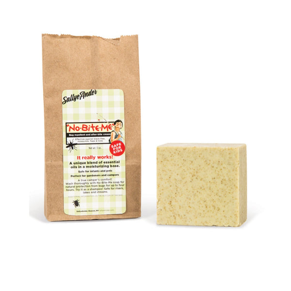 No bite me non toxic bug and tick repellent soap for children and adults at Sapling.shop