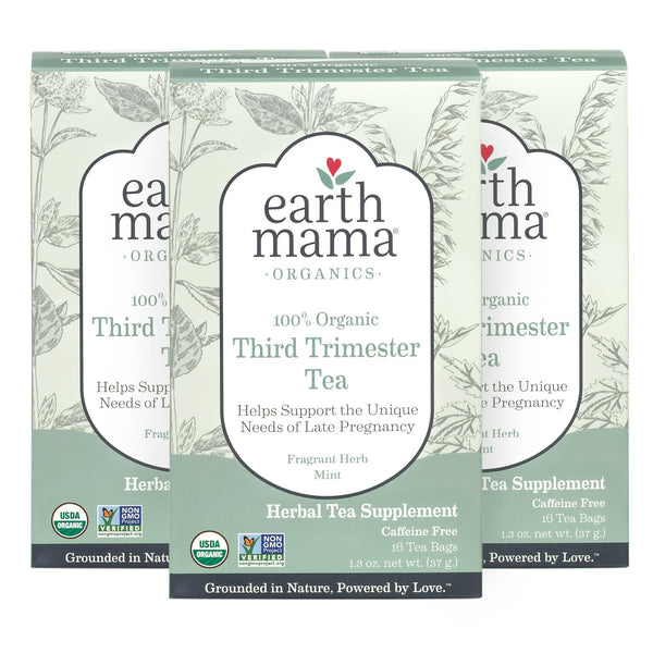 Earth Mama Angel Baby Third Trimester Tea