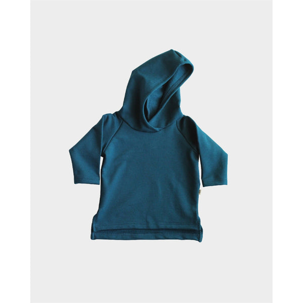 Hooded Fleece Tunic | Moroccan