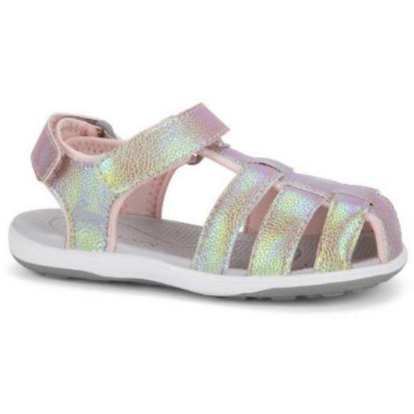 Paley II Water-Friendly Toddler Sandal | Pink Shimmer