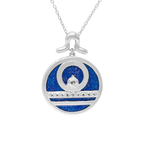 Libra Locket Necklace
