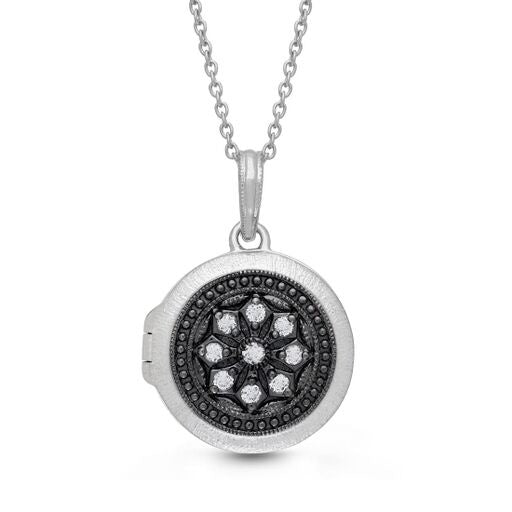 Roxy Locket Necklace
