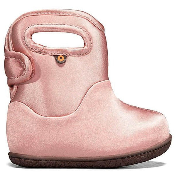 Baby BOGS Boots | Rose Gold