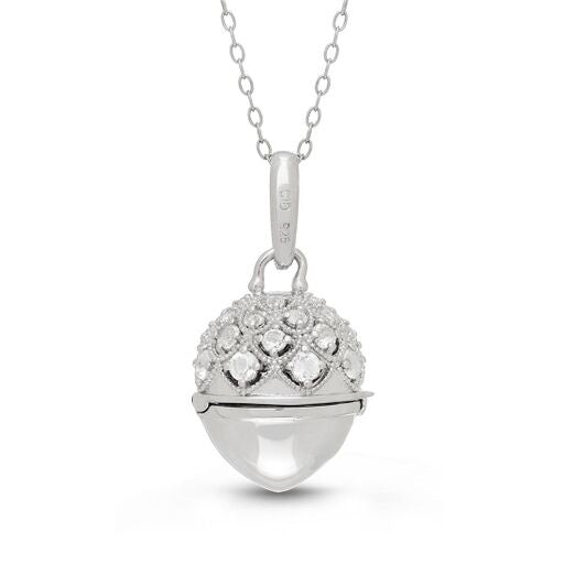 Jeannie Locket Necklace