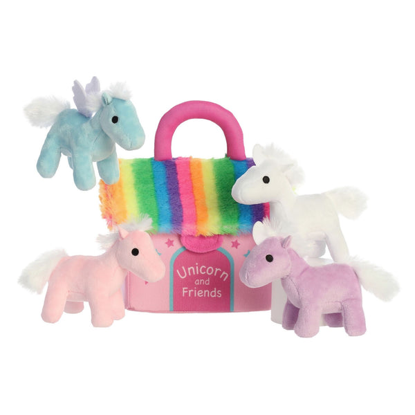 Unicorn And Friends Soft Interactive Playhouse