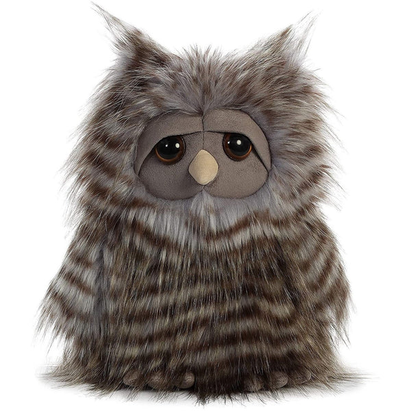 "Luxe 11"" Plush Owl 