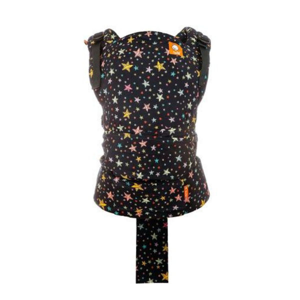 Tula Baby Carrier | Half Buckle Baby and Toddler Carrier | Rainbow Stars