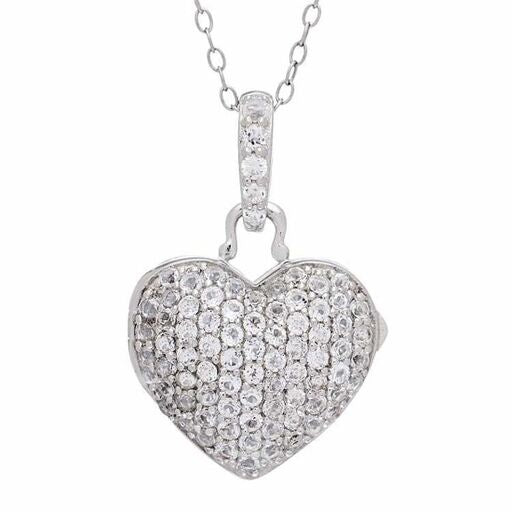 Carly Locket Necklace