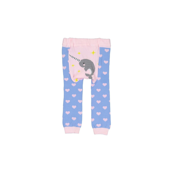 Baby and Toddler Cotton Leggings | Narwhal