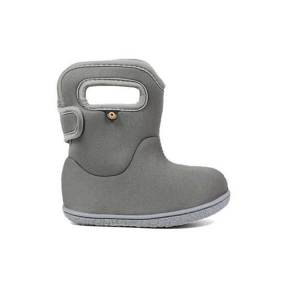 Baby BOGS Boots | Gray