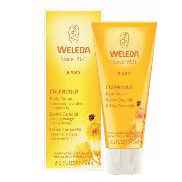 Weleda Baby Calendula Nourishing Body Cream