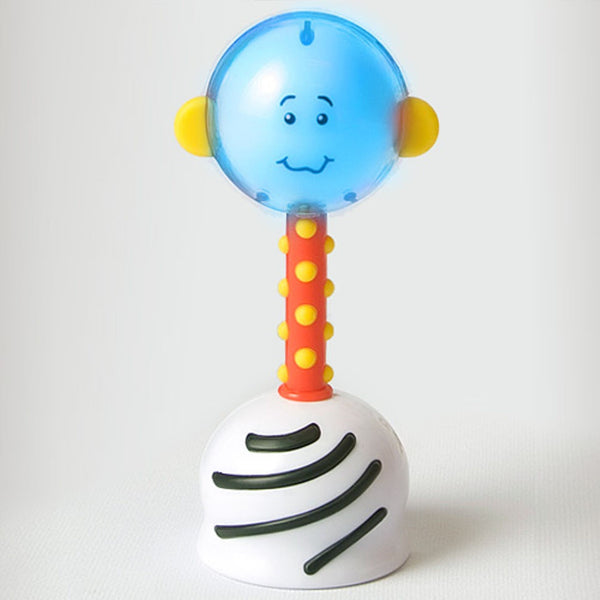NogginStik Light up Sensory Rattle