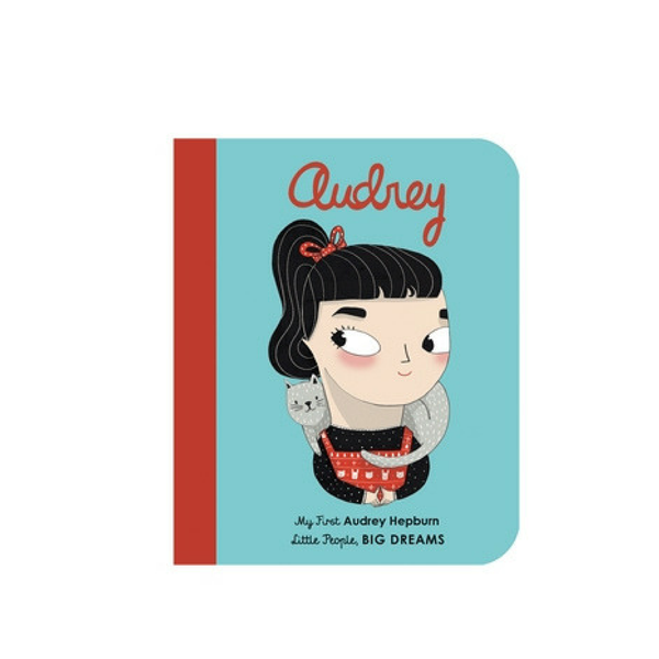 Little People, BIG DREAMS Book series | Audrey Hepburn