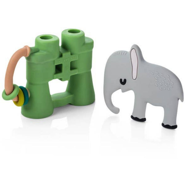 Silicone Teether Set | Animal Lover