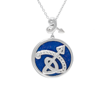 Sagittarius Locket Necklace
