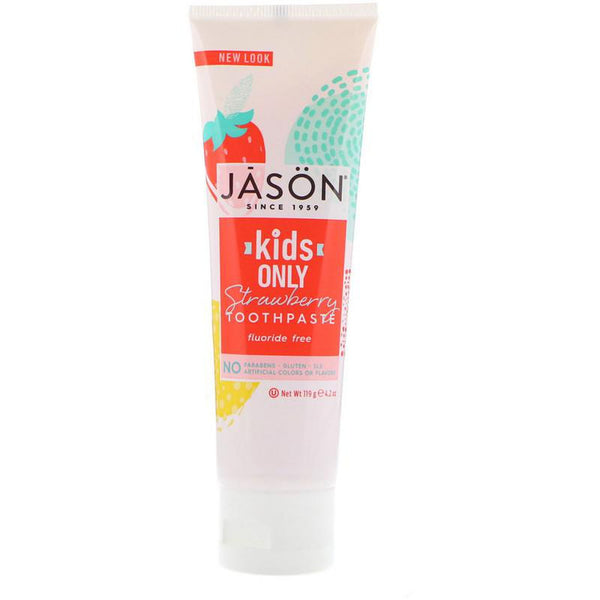 JASON Kids Only! Natural Toothpaste