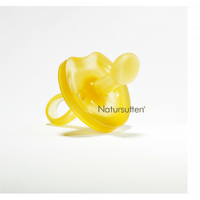 Natursutten Natural Rubber Butterfly Pacifier | Orthodontic