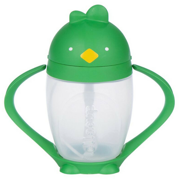Lollacup Straw Sippy Cup | Good Green