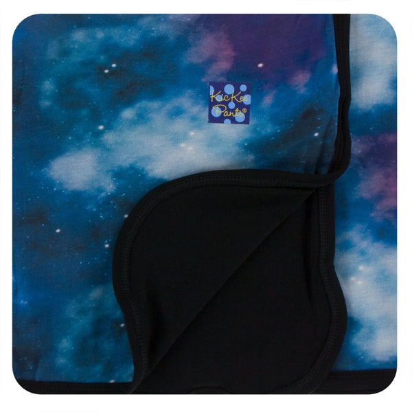 Kickee Pants Print Toddler Blanket | Wine Grapes Galaxy