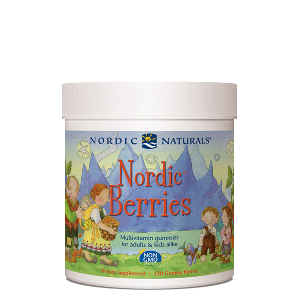 Nordic Berries Children's Multivitamin Gummy