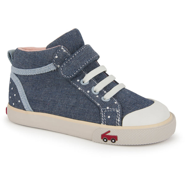 See Kai Run Peyton | Chambray Dots