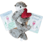 Slumberkins Snuggler Bundle | Otter