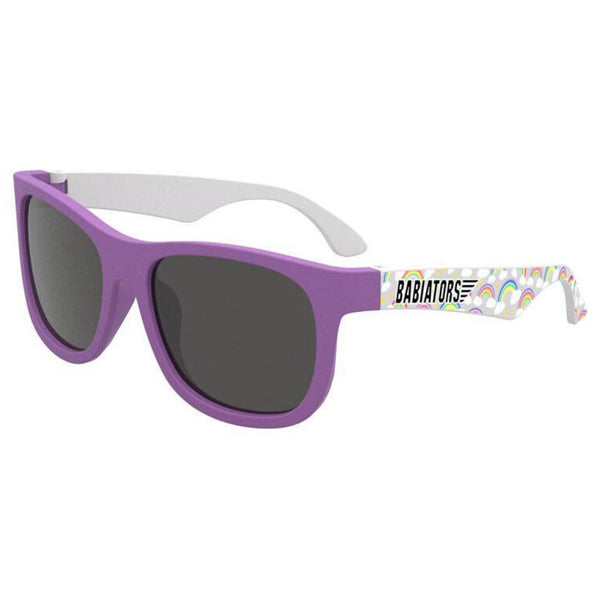 Babiators Navigator Children's Limited Edition Sunglasses |  Over The Rainbow