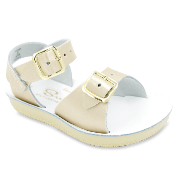 Sun-San Surfer Toddler Sandals | Gold