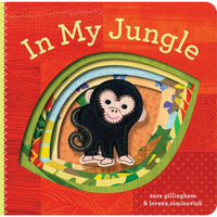 In My.....Board Book: Jungle Collection