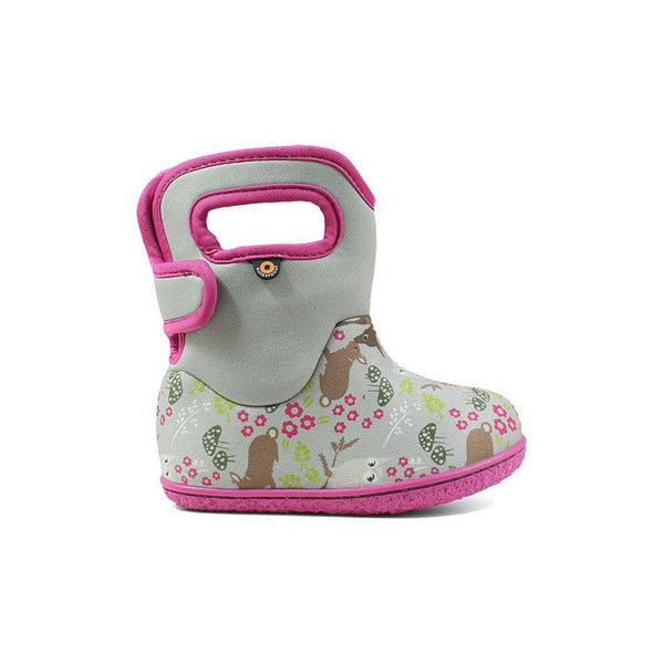 Baby BOGS Boots | Woodland Pink