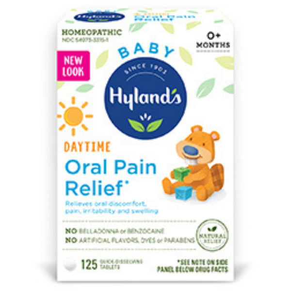 Hylands Baby Daytime Oral Pain Relief