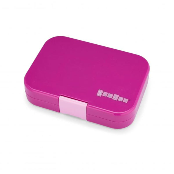 Yumbox Panino 4 Compartment Sandwich Box | Malibu Purple