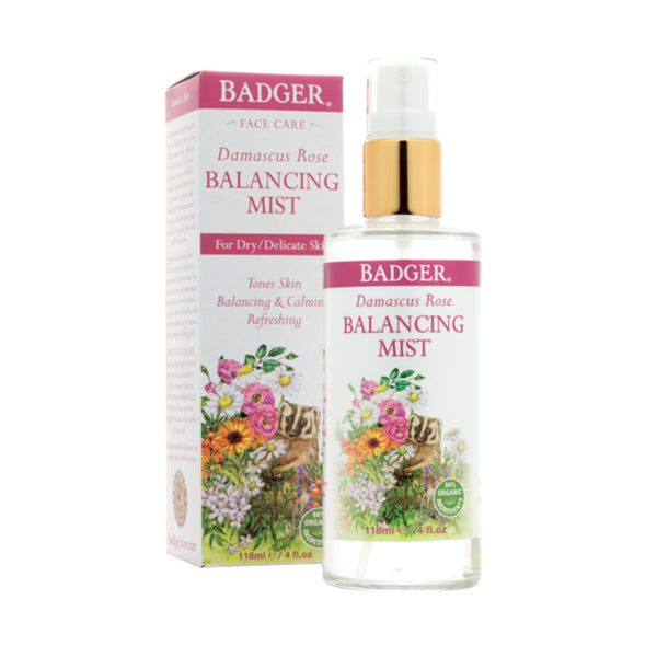 Damascus Rose Balancing Facial Mist