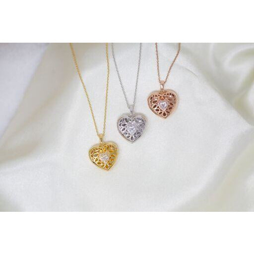 Katharine Locket Necklace