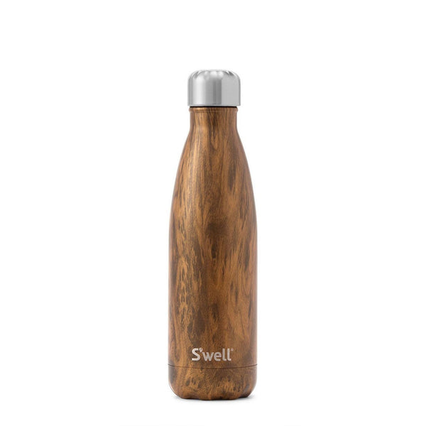 S'well 17oz Leak Proof Vacuum Insulated Stainless Steel Bottle | Teakwood