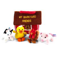 My Barnyard Friends Soft Interactive Playhouse