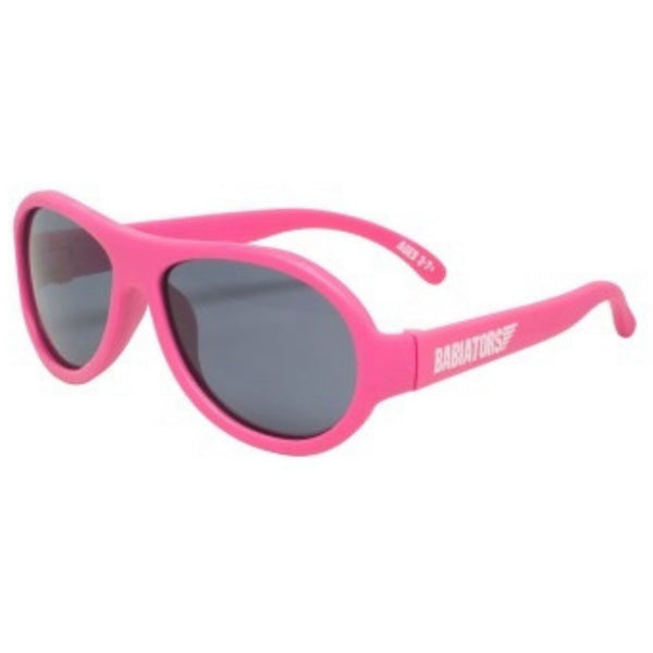 Babiators Babies and Kids  Aviator Sunglasses - Popstar Pink