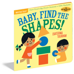 Indestructibles Books | Baby, Let's Find The Shapes