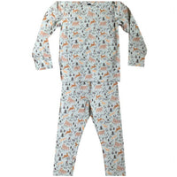 Two-Piece Bamboo Pajama Set | Forest Friends