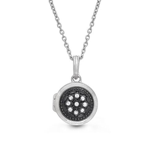 Roxette Petite Locket Necklace