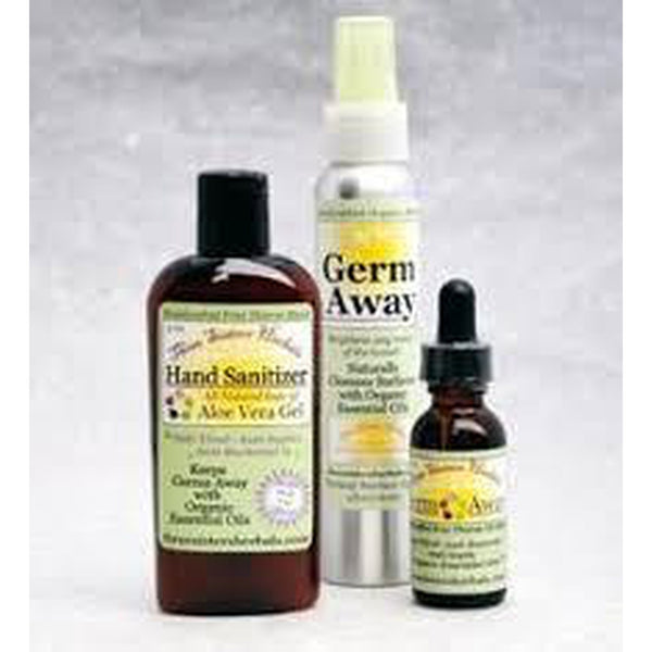 Germ Away Essential Oil Sanitizer