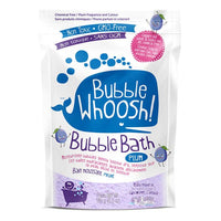 Bubble Whoosh! | Blue Coloured, Plum Scented Bubble Bath