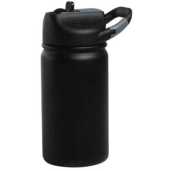 lil SIC 12oz Insulated Water Bottle | Tuff Black